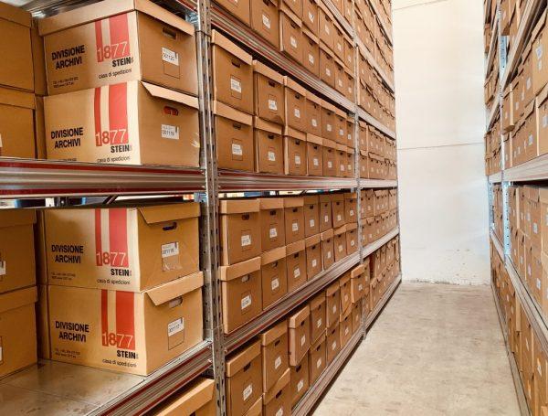 Conservare i documenti in sicurezza